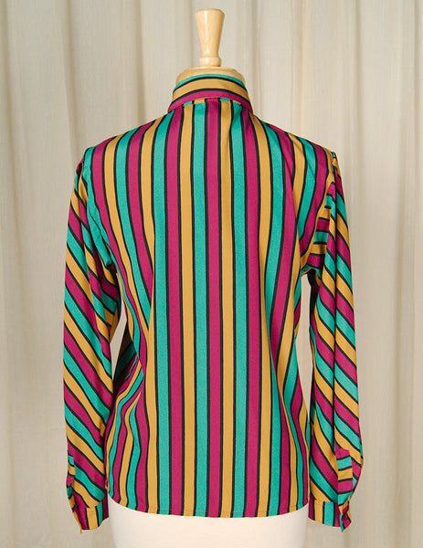 80s does 1960s Mardi Gras Shirt