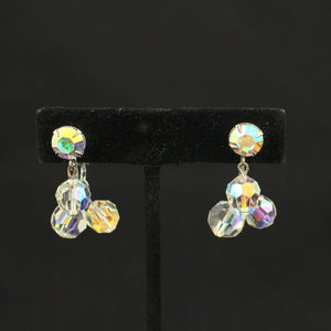 Aurora Borealis Dazzle Earrings - Cats Like Us