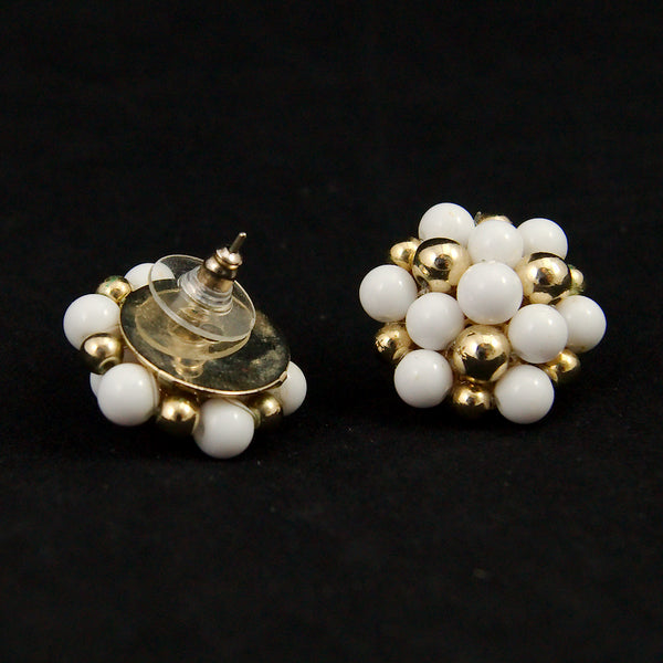 Bead Cluster Earrings by Cats Like Us - Cats Like Us