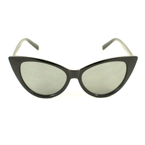 Black Classic Cateye Sunglasses