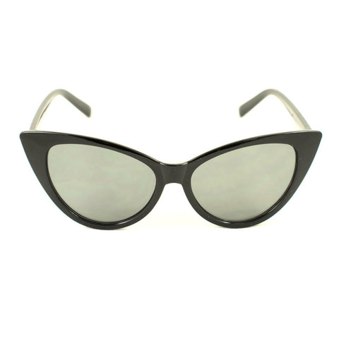 Black Classic Cateye Sunglasses - Cats Like Us