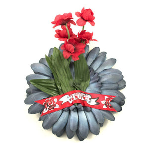 Bouquet of Love Hair Flower - Cats Like Us