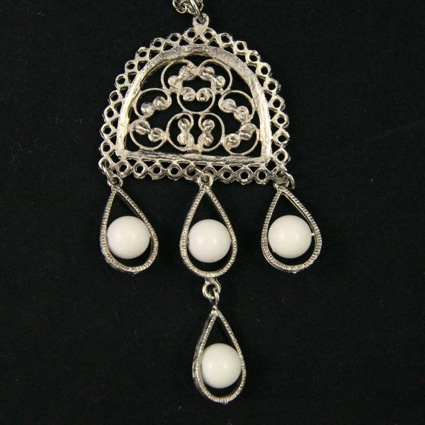 Chandelier Pendant Necklace