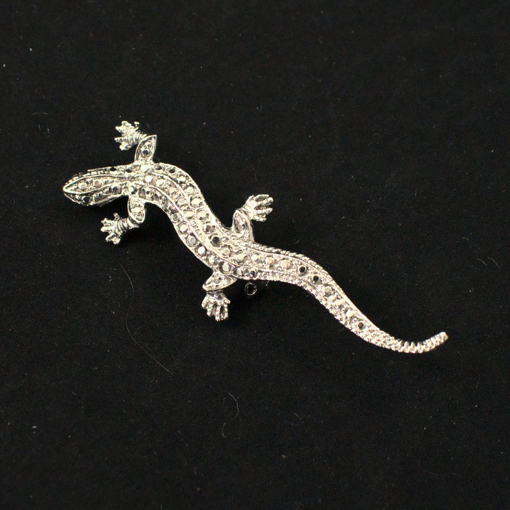 Classic Lizard Brooch - Cats Like Us