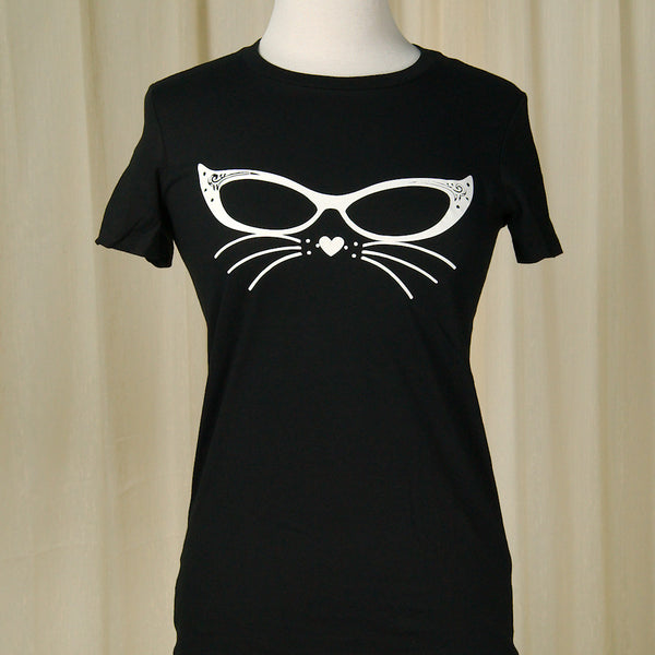Cats Like Us Cool Kitten T Shirt for sale at Cats Like Us - 3