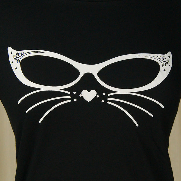 Cats Like Us Cool Kitten T Shirt for sale at Cats Like Us - 4