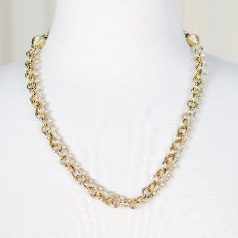 Coventry Gold Chain Snap Set
