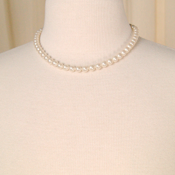 Coventry Pearl Necklaces & Pin