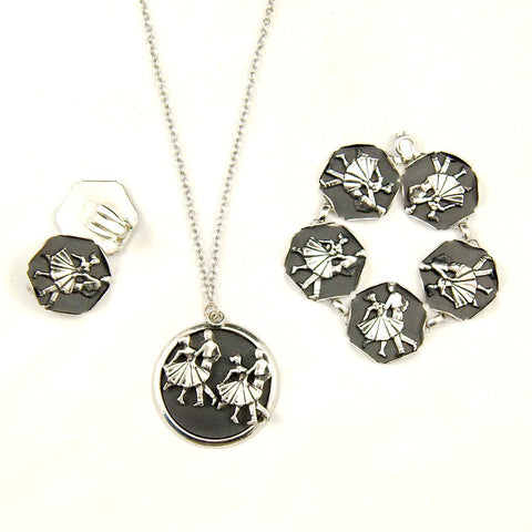 Dancers Jewelry Set - Cats Like Us