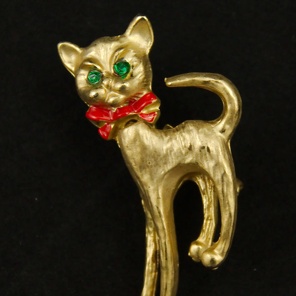 Kitty Wobble Head Scatter Pins by Cats Like Us : Cats Like Us