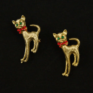 Kitty Wobble Head Scatter Pins