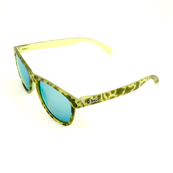 Cats Like Us Lime Psychobilly Zebra Sunnies for sale at Cats Like Us - 3