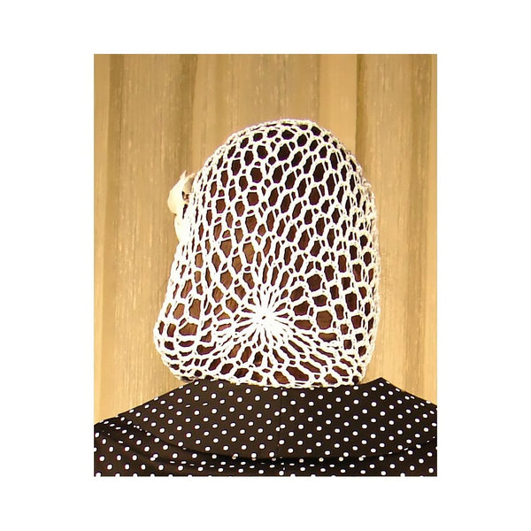 Orange Hair Net Snood - Cats Like Us