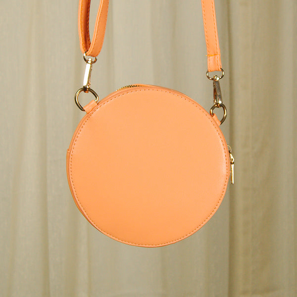 Orange Slice Messenger Bag - Cats Like Us