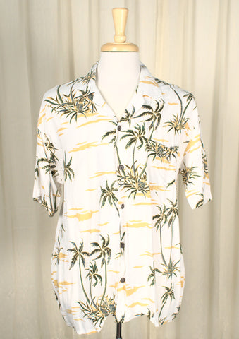 Palm Tree & Pineapple Shirt