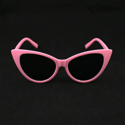 Pink Classic Cateye Sunglasses - Cats Like Us