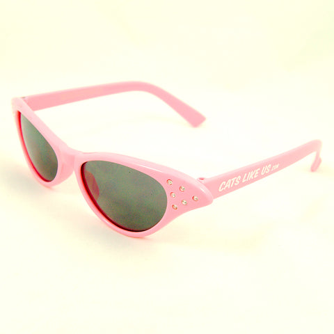 Poodle Pink CLU Sunglasses by Cats Like Us : Cats Like Us