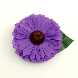 Purple Mini Daisy Flower by Cats Like Us : Cats Like Us