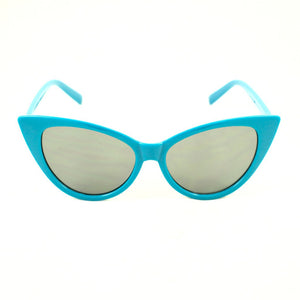 Turquoise Classic Sunglasses - Cats Like Us