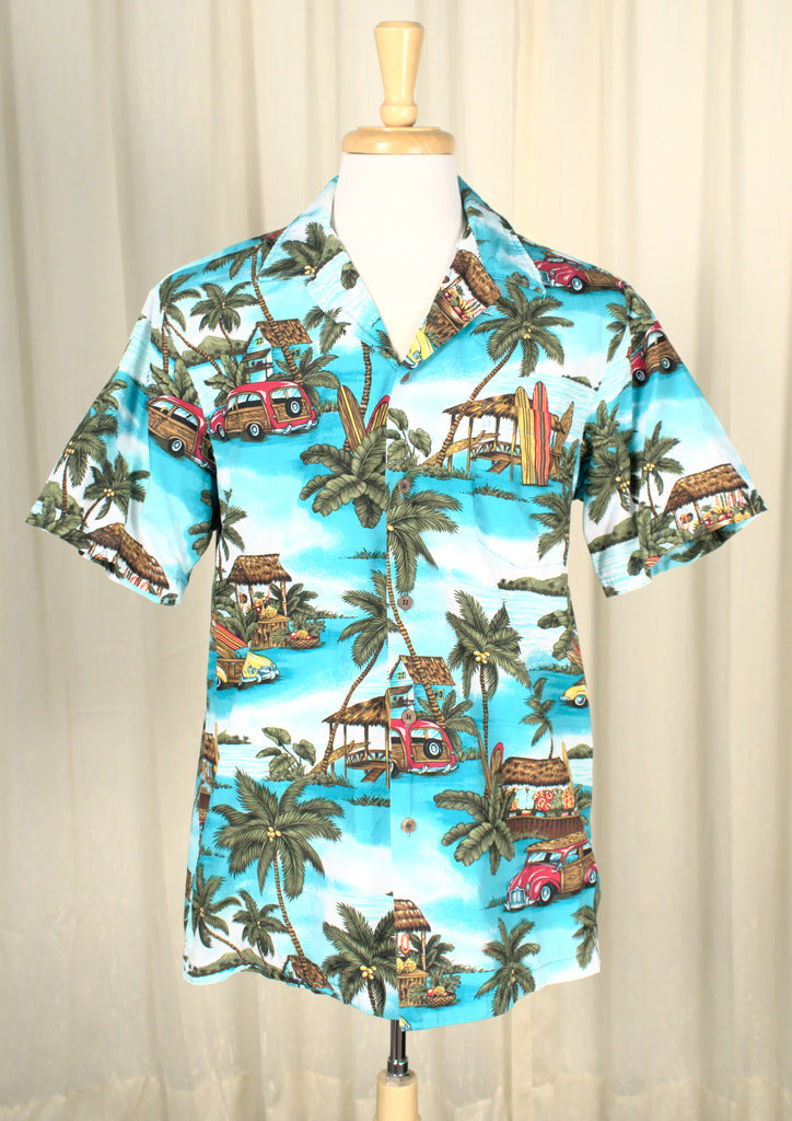 Woodys Vacation Aloha Shirt