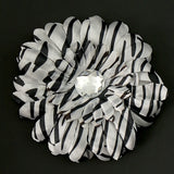 Cats Like Us Zebra Daisy Hair Flower for sale at Cats Like Us - 1
