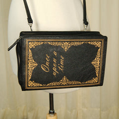 Fairy Tale Book Crossbody Bag