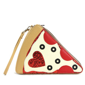 Comeco Inc I Love Pizza Wristlet for sale at Cats Like Us - 1