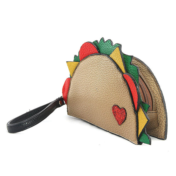 Comeco Inc I Love Tacos Wristlet for sale at Cats Like Us - 3