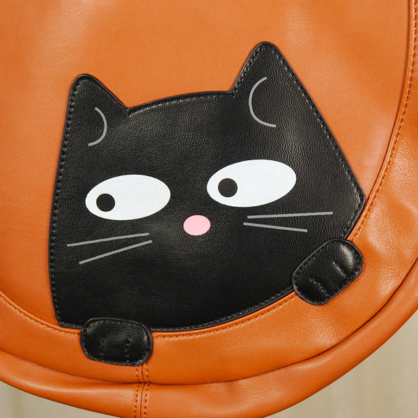 Comeco Inc Peeking Kitty Hobo Handbag for sale at Cats Like Us - 4