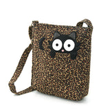 Comeco Inc Peeping Kitty Crossbody Bag for sale at Cats Like Us - 7
