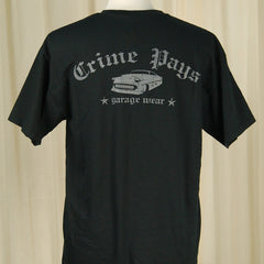 Crime Pays Chopped 54 T Shirt