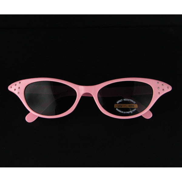 Cruisin USA Poodle Pink Cat Eye Sunglasses for sale at Cats Like Us - 3