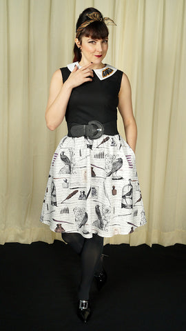 Raven Writings Jane Dress - Cats Like Us