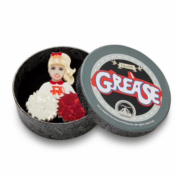 Go Rydell Grease Brooch by Erstwilder : Cats Like Us