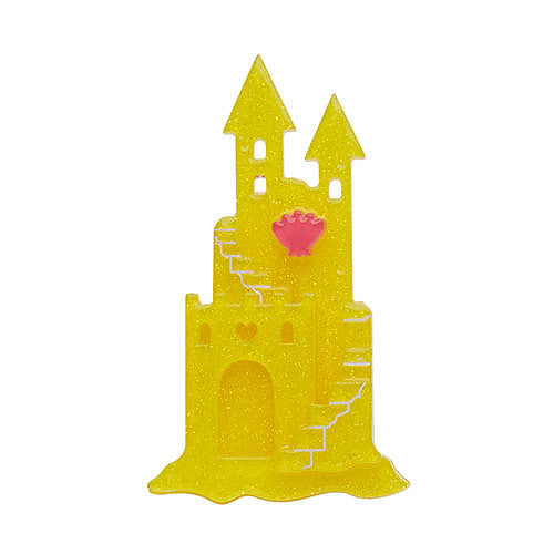 Seaside Manor Sand Castle Pin by Erstwilder : Cats Like Us