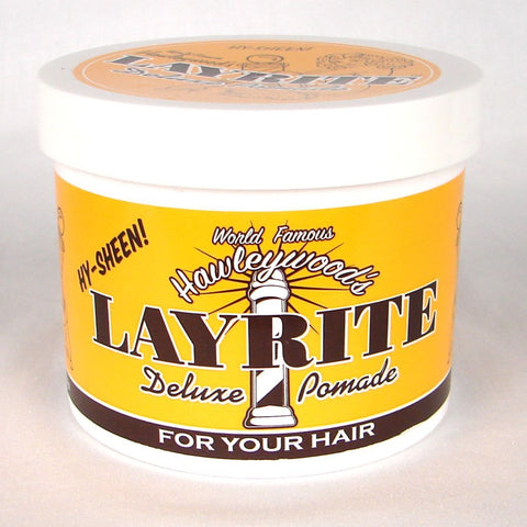 Giant Original Layrite Pomade (32oz) by Hawleywoods : Cats Like Us