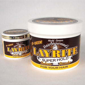 Giant Super Hold Layrite Pomade (32oz) by Hawleywoods