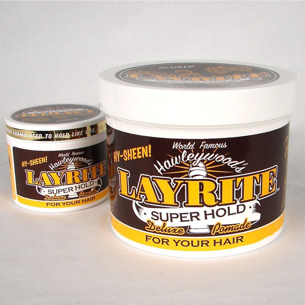 Giant Super Hold Layrite Pomade (32oz) - Cats Like Us