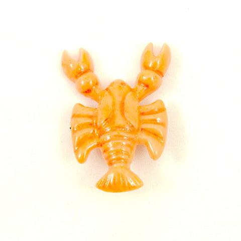 Omar the Lobster Brooch by Glitter Paradise : Cats Like Us