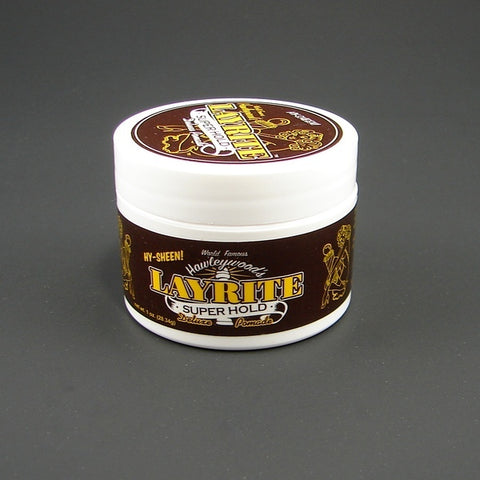 Mini Super Layrite Hair Pomade (1oz) - Cats Like Us