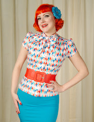 Harlequin Estelle Blouse
