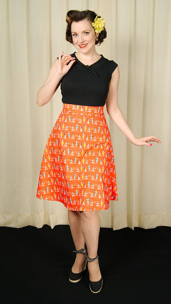 Hula Honeys Moxie Skirt by Heart of Haute : Cats Like Us