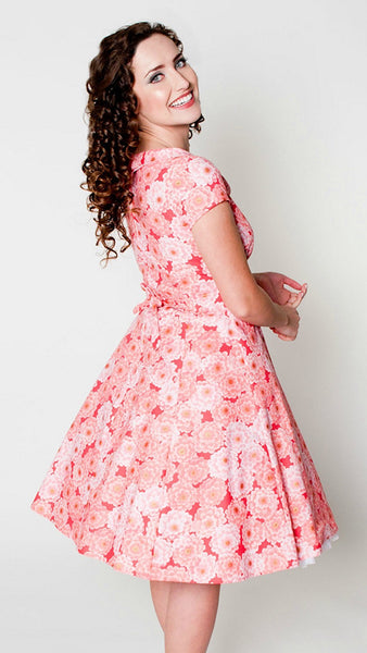 Heart of Haute Serenity Beverly Floral Dress for sale at Cats Like Us - 2