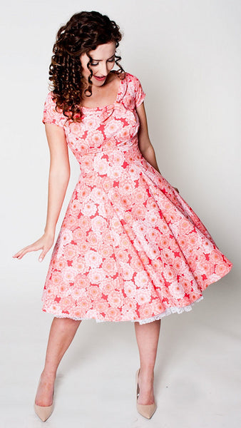 Heart of Haute Serenity Beverly Floral Dress for sale at Cats Like Us - 4