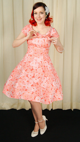 Heart of Haute Serenity Beverly Floral Dress for sale at Cats Like Us - 5