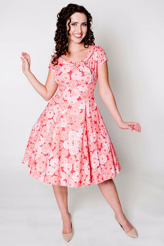 Heart of Haute Serenity Beverly Floral Dress for sale at Cats Like Us - 1