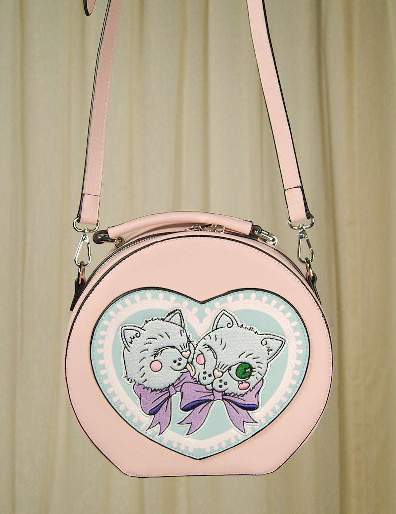 Blossom Kitty Handbag - Cats Like Us