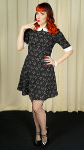 Matou Meow Kitty Dress by Hell Bunny : Cats Like Us