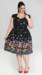 Meadow Flowers Swing Dress
