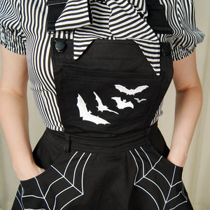 Miss Muffet Pinafore Skirt